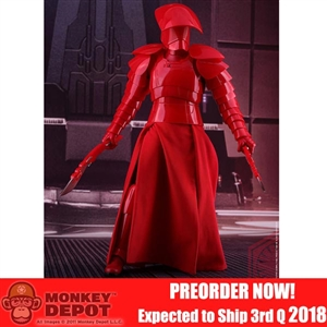 Boxed Figure: Hot Toys Star Wars Praetorian Guard w/Double Blade (903183)