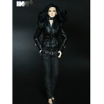 Clothing Set: Hot Plus Leather Jacket Set (HP-012)
