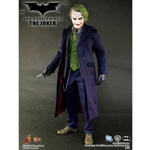 Boxed Figure: Hot Toys The Dark Knight Joker