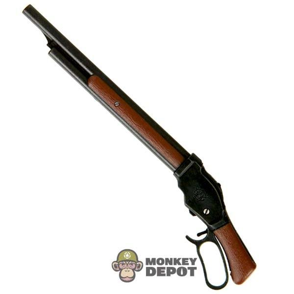 monkey depot shotgun hot toys lever action cut down