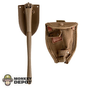 Tool: Hot Toys M1951 Folding Entrenching Tool w/M1956 Carrier
