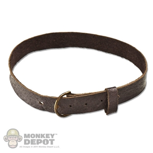 Belt: Hot Toys Leather Brown