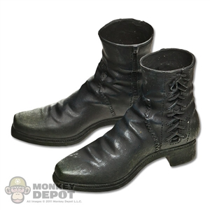 Boots: Hot Toys Tall Side Laced