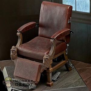 Tool: Hot Toys Barber Chair w/Diorama