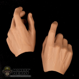 Hands: Hot Toys Male Gripping
