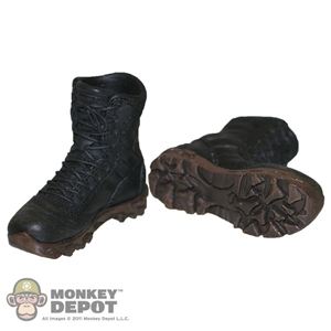 Boots: Hot Toys Modern Black