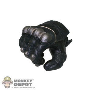Hand: Hot Toys Gloved Right Hand - Tight Grip