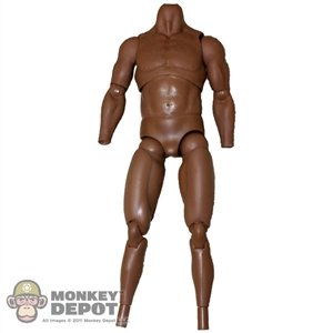 Figure: Hot Toys Muscle Body - African American