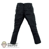 Pants: Hot Toys Female Capri Slacks
