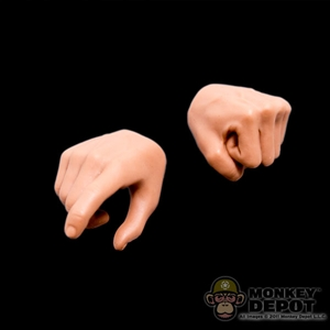 Hands: Hot Toys Pistol Fist