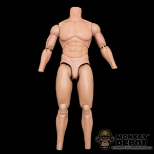 Figure: Hot Toys Advanced Muscle