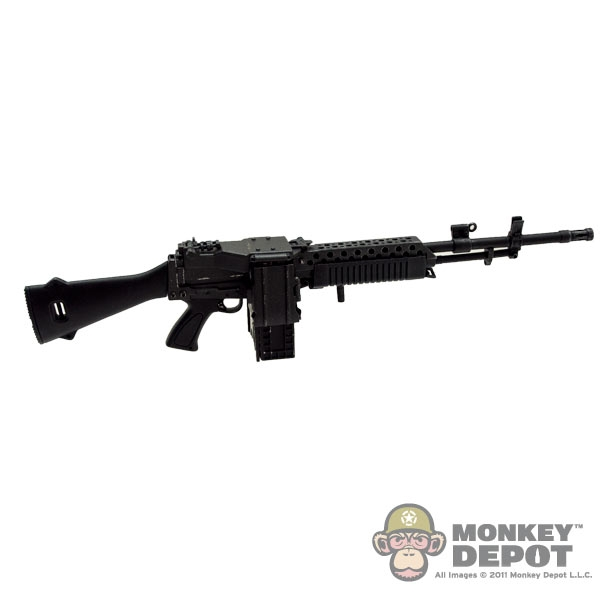 Monkey depot rifle hot toys stoner 63 light machine gun our thecheapjerseys Image collections