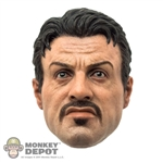 Head: Hot Toys Barney Ross - Sylvester Stallone
