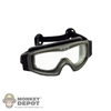Goggles: Hot Toys Clear Tint