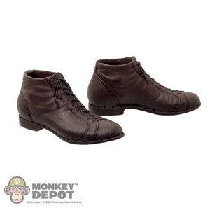 Boots: Hot Toys Modern Brown