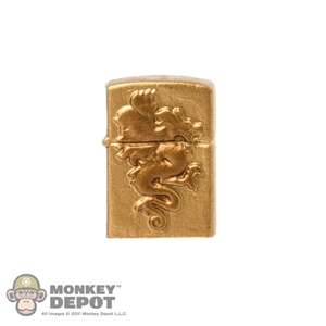 Tool: Hot Toys Gold Lighter