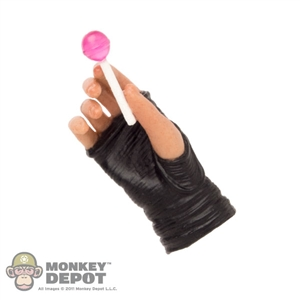 Hand: Hot Toys Right Hand w/Attached Lollipop