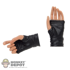 Hands: Hot Toys Pistol Gripped
