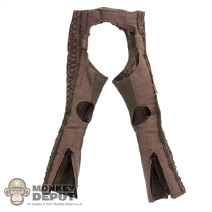Pants: Hot Toys Military Green