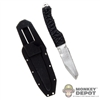Knife: Hot Toys Fixed Tanto w/Sheath