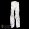 Pants: Hot Toys Storm Shadow White Ninja Pants