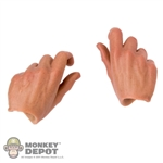 Hands: Hot Toys Gripping (No Wrist Pegs)
