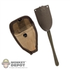 Tool: Hot Toys Folding Entrenching Tool w/Carrier
