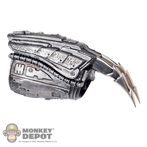 Armor: Hot Toys Scar Predator One Gauntlet w/ Extendable Blades