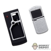 Phone: Hot Toys Cell Phone w/Case