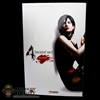 Display Box: Hot Toys Resident Evil 4 Ada Wong (EMPTY)