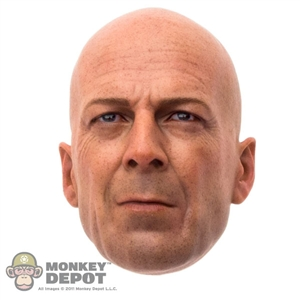 Head: Hot Toys Joe Colton