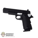 Pistol: Hot Toys Black 1911