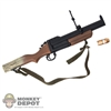 Rifle Hot Toys M79 Grenade Launcher w/Damaged Stock