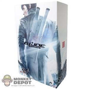 Display Box: Hot Toys GI Joe - Storm Shadow (EMPTY)