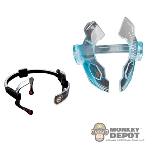 Tool: Hot Toys Augmented-Cognition Headset w/Holographic Effect