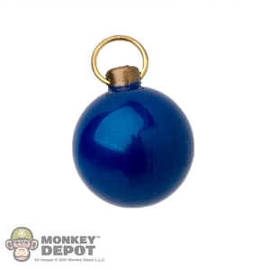 Tool: Hot Toys Blue Christmas Ornament