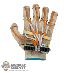 Tool: Hot Toys Gloved Right Hand