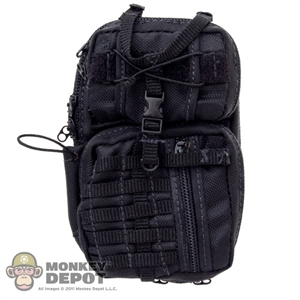 Pack: Hot Toys Black Backpack