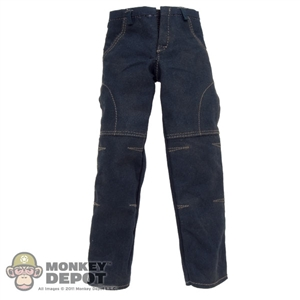 Pants: Hot Toys Dark Jeans