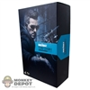 Display Box: Hot Toys Iron Man 3 Tony Stark (EMPTY)