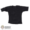 Shirt: Hot Toys Black T-Shirt (READ NOTES)