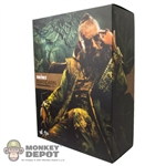 Display Box: Hot Toys Iron Man 3 The Mandarin (EMPTY)