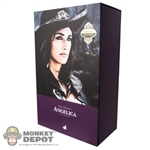 Display Box: Hot Toys Pirates Of The Caribbean Angelica Sideshow Exclusive (EMPTY)
