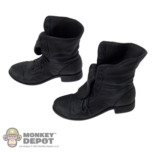 Boots: Hot Toys Black Boots