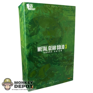 "Display Box: Hot Toys Metal Gear Solid 3 - ""The Boss""  (EMPTY)"