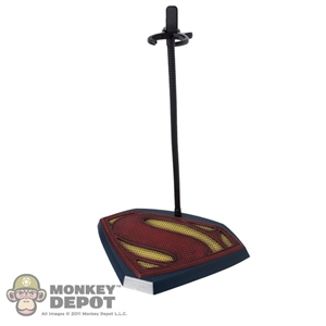 Stand: Hot Toys Man Of Steel Superman Stand