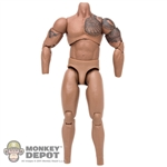 "Figure: Hot Toys Dwayne ""The Rock"" Johnson Muscle Body"