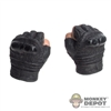 Hands: Hot Toys African American Gloved Fist
