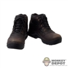 Boots: Hot Toys Brown Boots