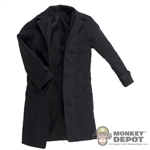 Coat: Hot Toys Black Dress Jacket